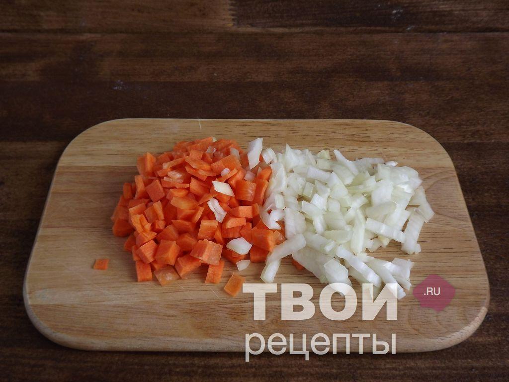 Плов с грибами — рецепт с фото на