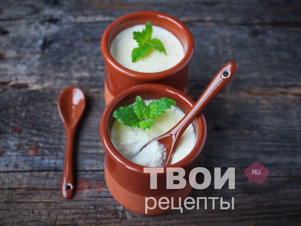 рецепт выпечка из простокваши