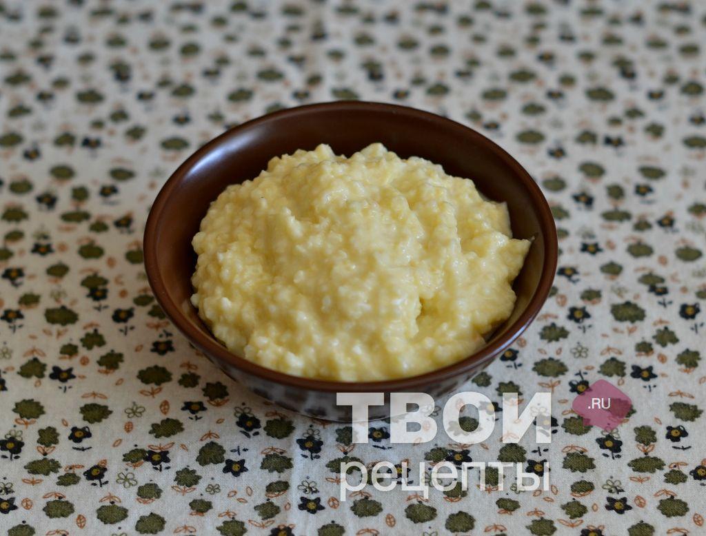 рецепт вкусной пшенной каши с молоком в мультиварке
