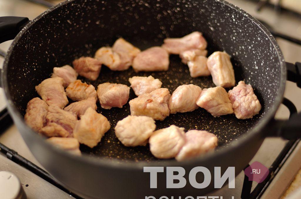 Мясо кусками в мультиварке рецепты