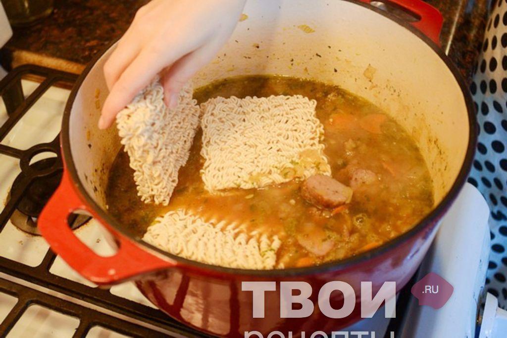 Рецепты рамена в домашних условиях
