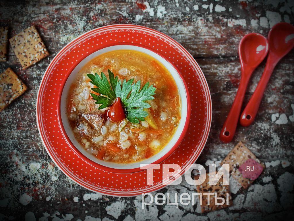 Рассольник ленинградский рецепт классический