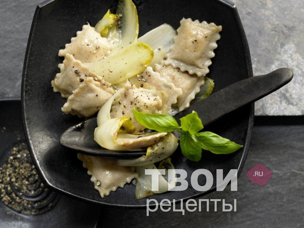 Фото рецепты равиоли пошагово
