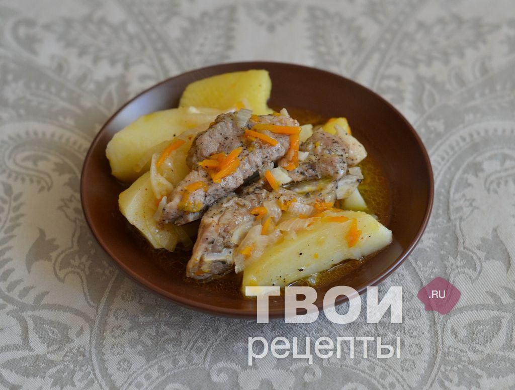 Грузинские закуски и салаты