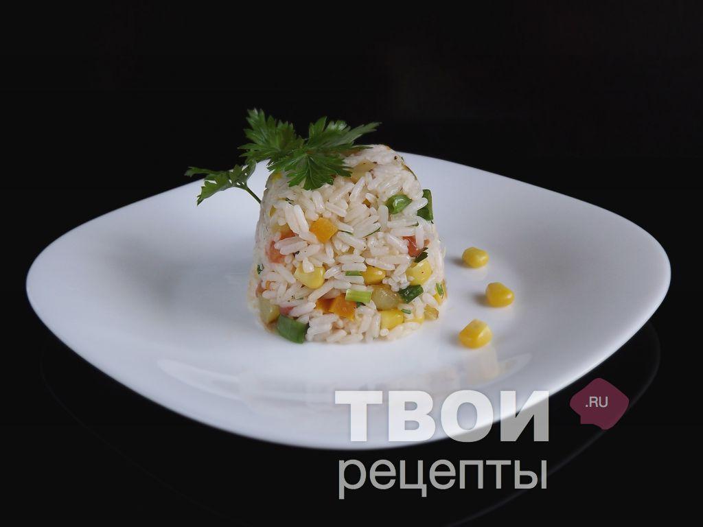 Салат царский с красной икрой и креветками рецепты с фото