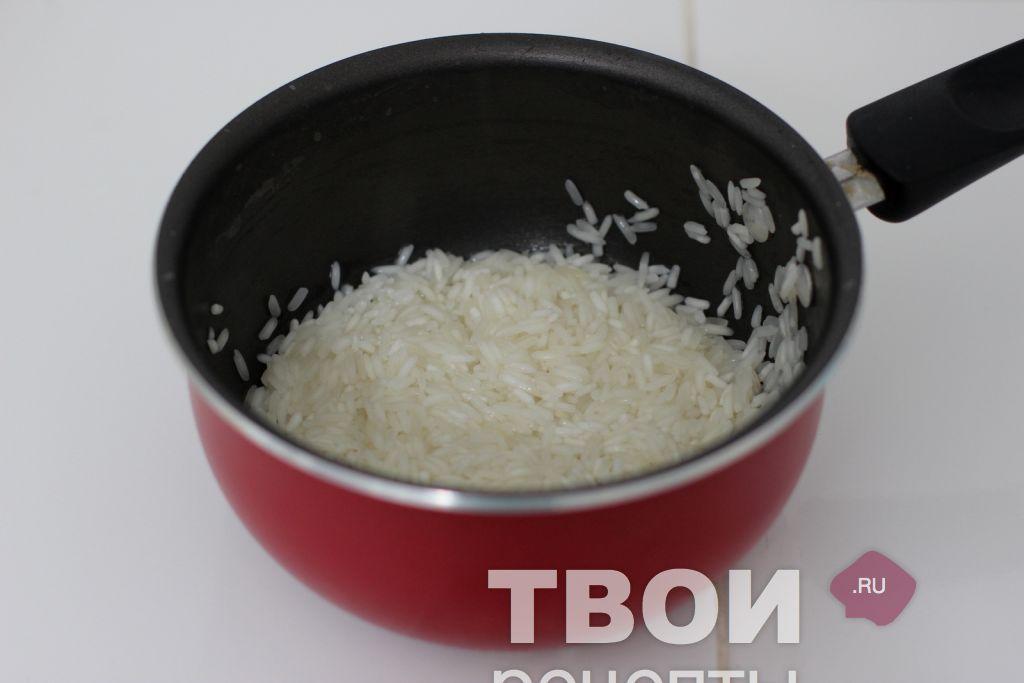 дробленый рис как готовить