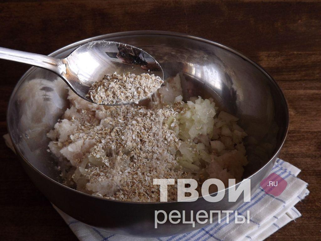 котлеты из рыбы рецепт диетический