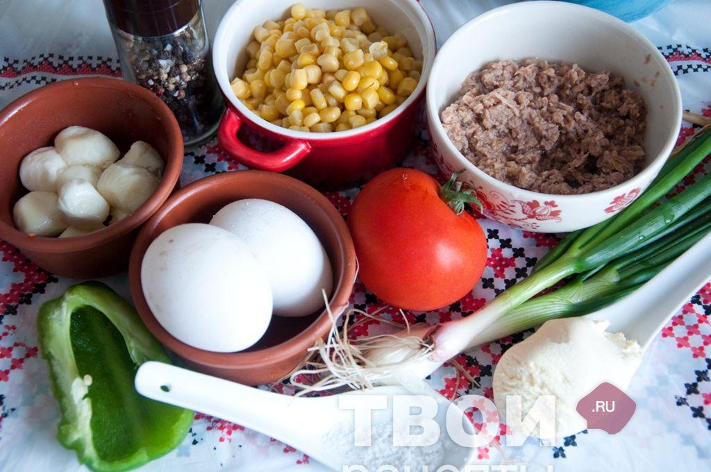 праздничные салаты рецепты с фото домашние рецепты