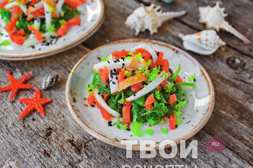рецепт салата бриз с фото