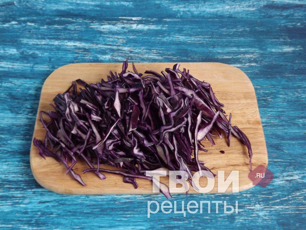 калорийность салат коул слоу рецепт