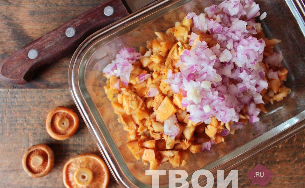 Рыжик рецепты приготовления 194