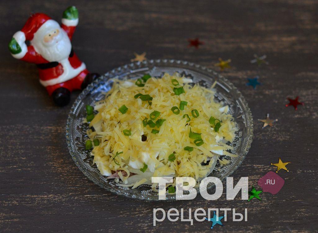 Рецепты салатов из курицы рецепты с фото простые и вкусные на