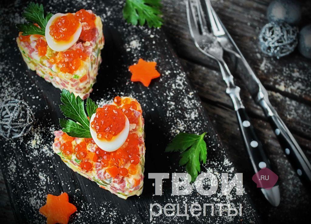 Бисквит с желейной прослойкой рецепт с фото