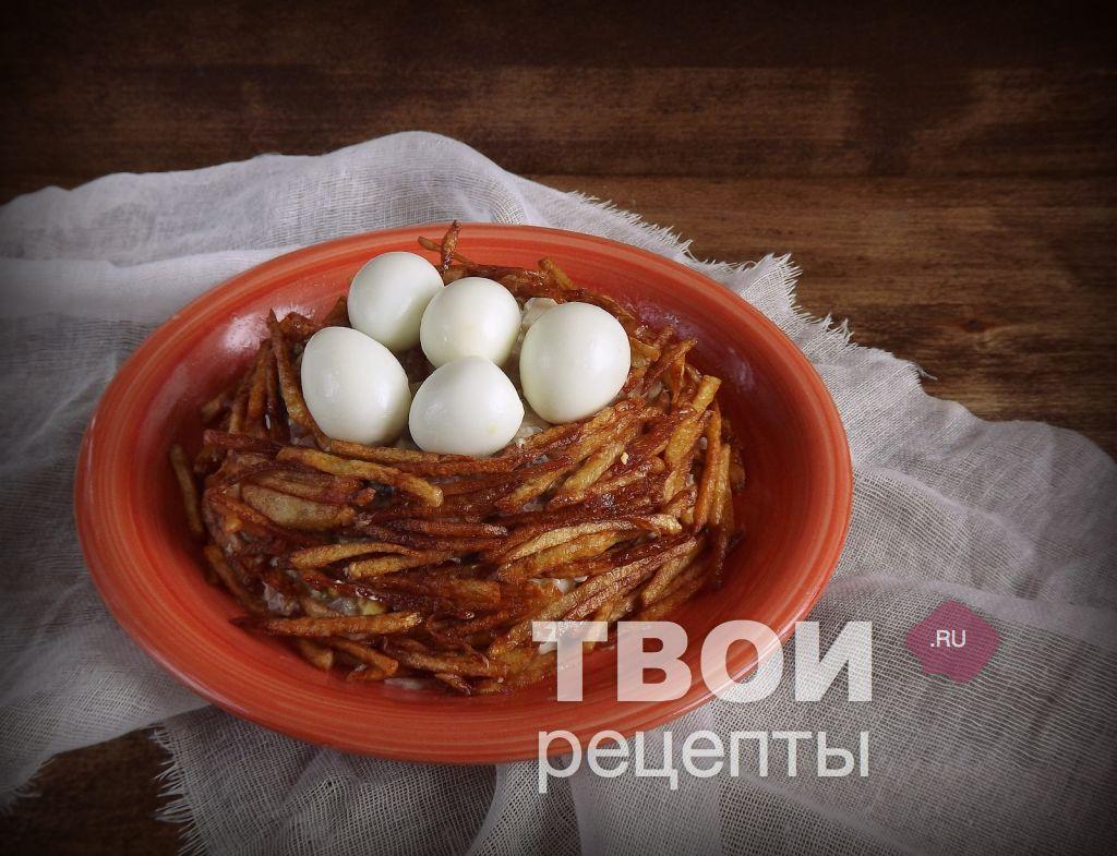 Рецепт куриных ножек в духовке с макаронами и