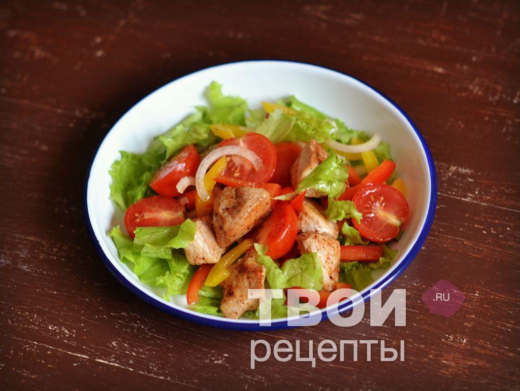 Салат столичный с индейкой рецепт 174