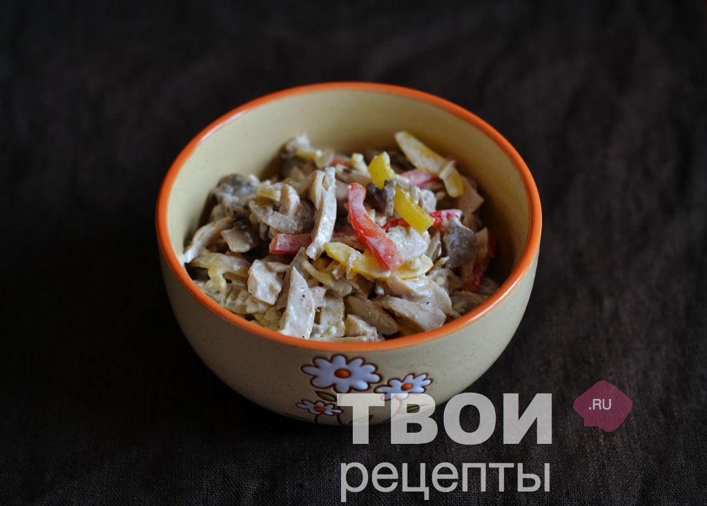 Салат из кальмаров рецепты с фото на RussianFoodcom 418