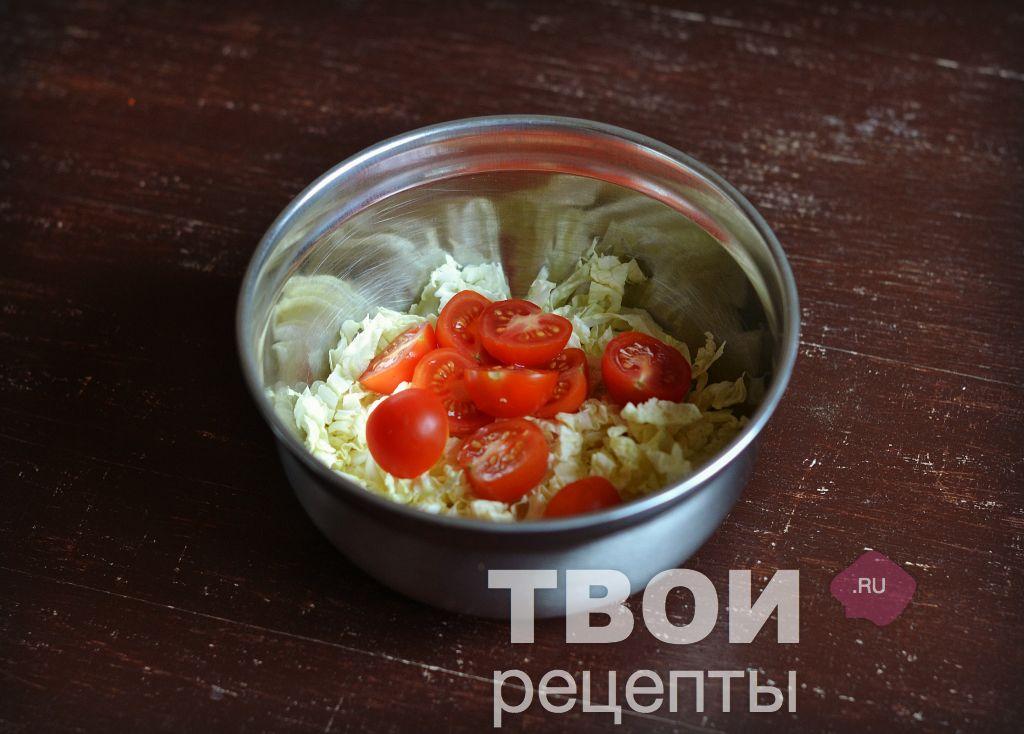 вкусный салат с капустой и грибами рецепт
