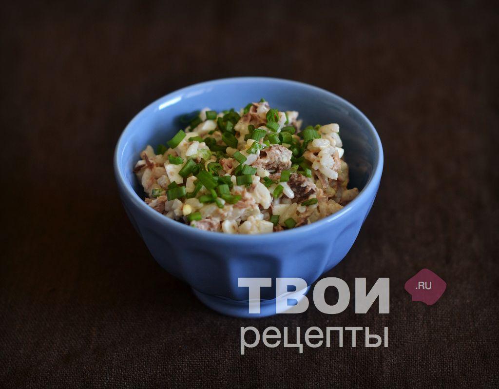 рецепт салат с авокадо и рисом рецепт