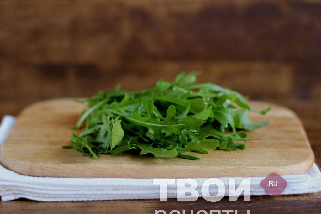 салаты с руколой рецепты с фото