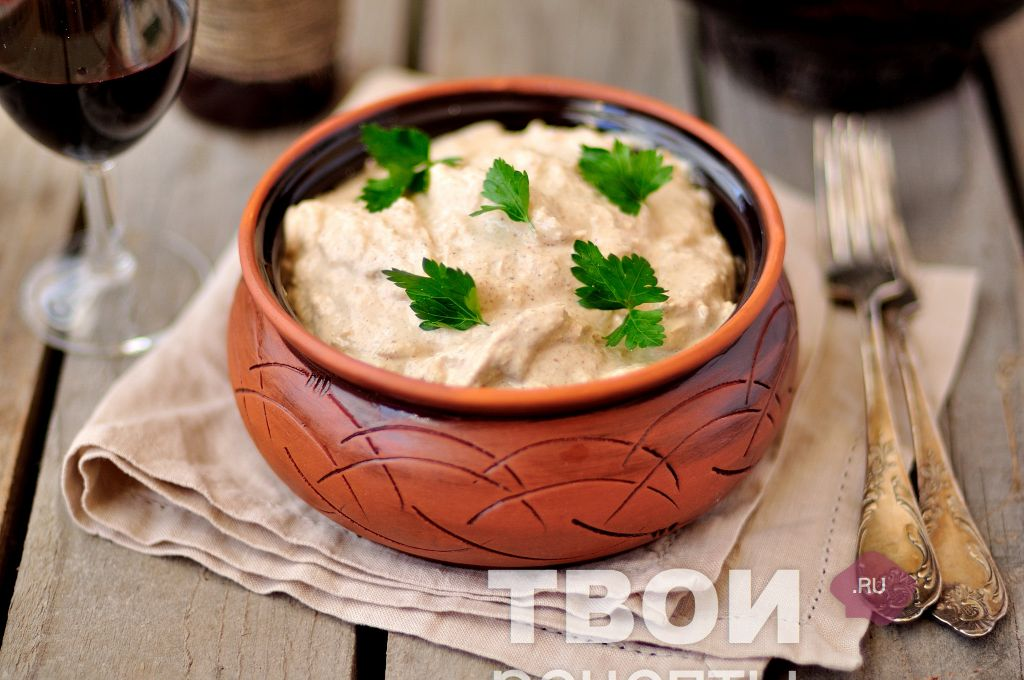рецепт грузинского сациви из курицы