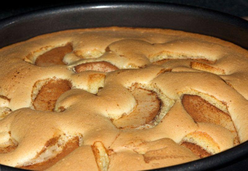 Испечь шарлотку в духовке рецепт