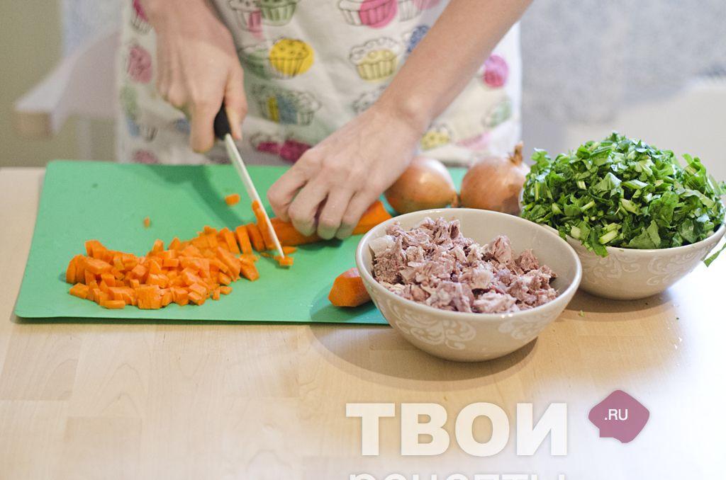 Как приготовить вкусный красный борщ со свеклой
