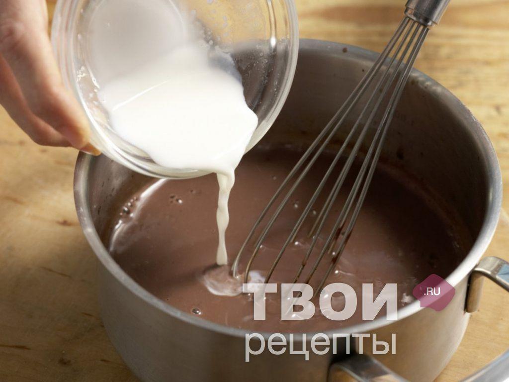 фондю шоколадное рецепты с фото пошагово