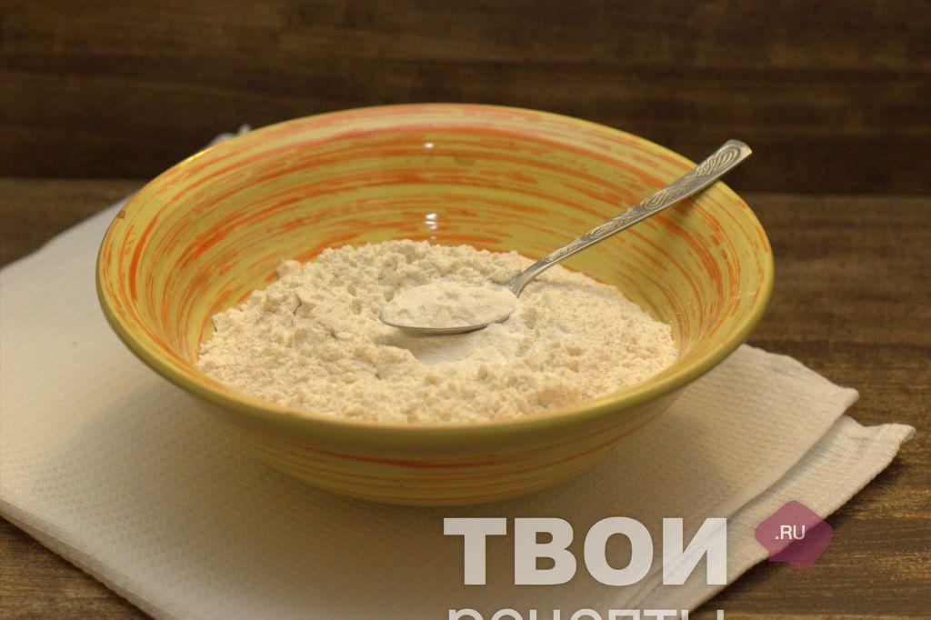диетические оладья на кефире рецепт с фото