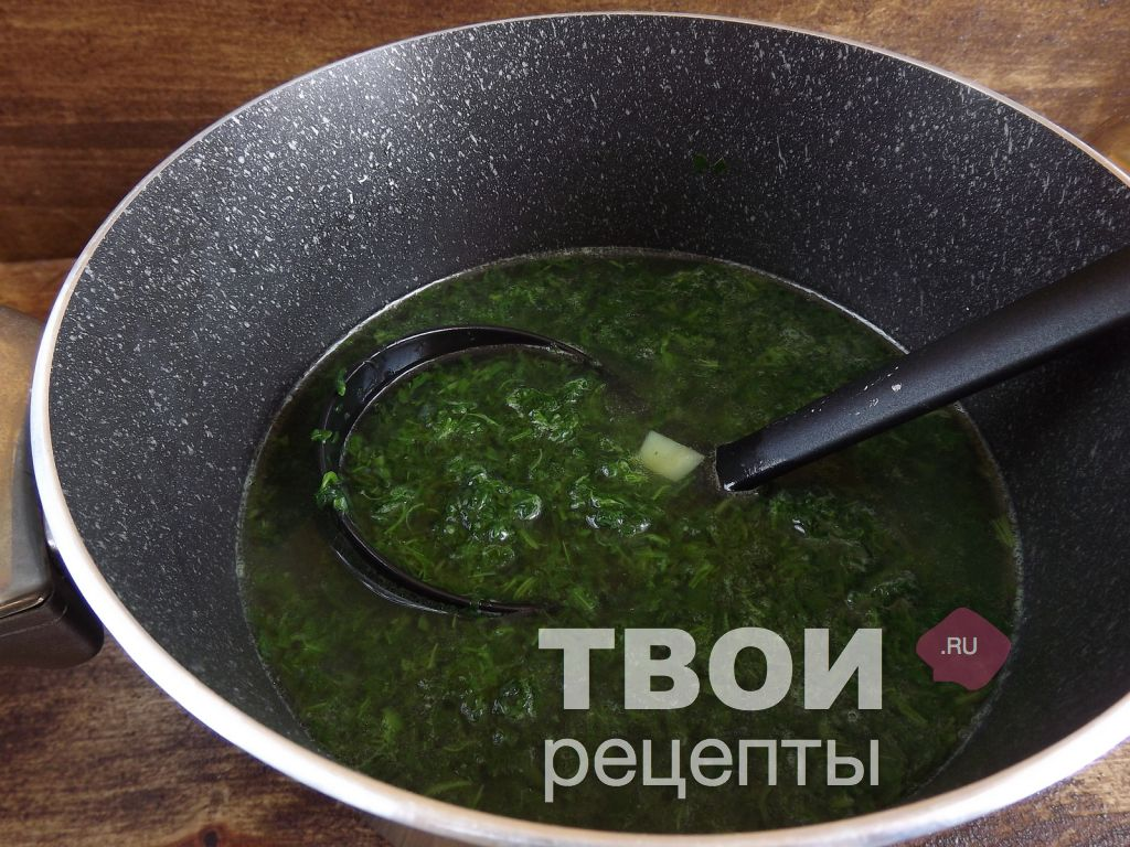 как приготовить суп из грудинки рецепт