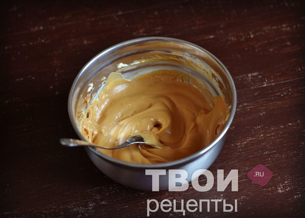Пирог из сгущенного молока рецепт с пошагово