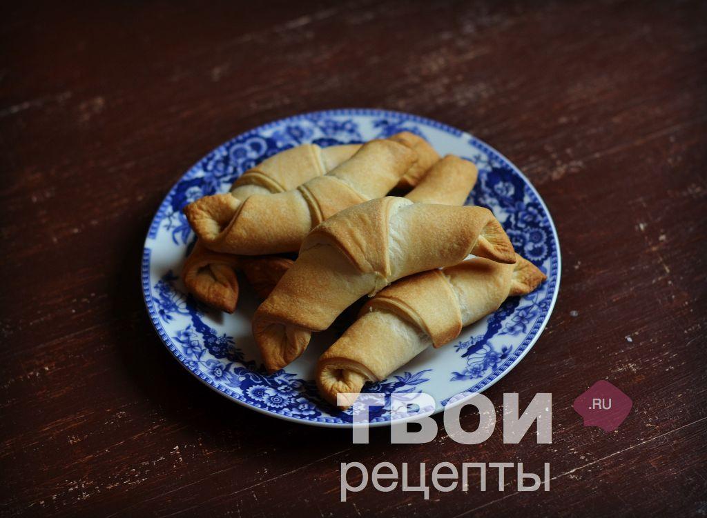 Слоеные пирожки с сыром и ветчиной рецепты 185