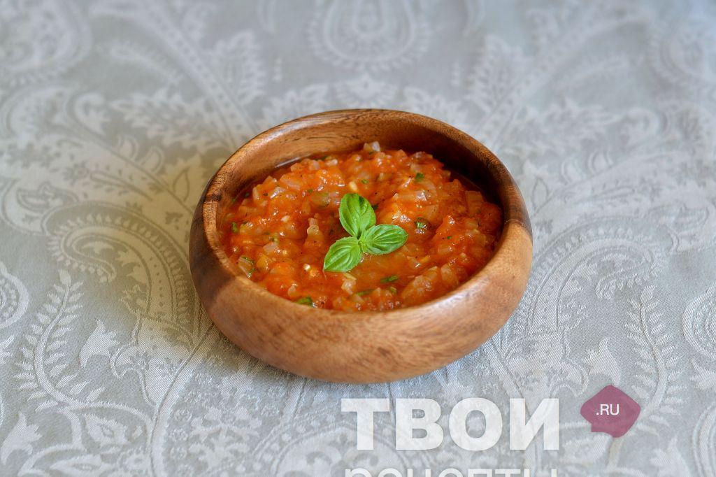 Рецепты соусов на каждый день