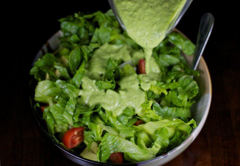 рецепт соуса из авокадо