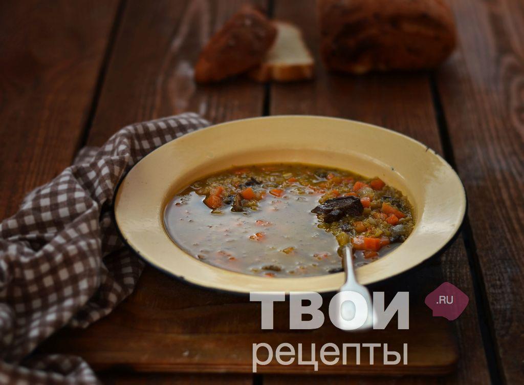 суп пюре из красной чечевицы рецепты просто и вкусно