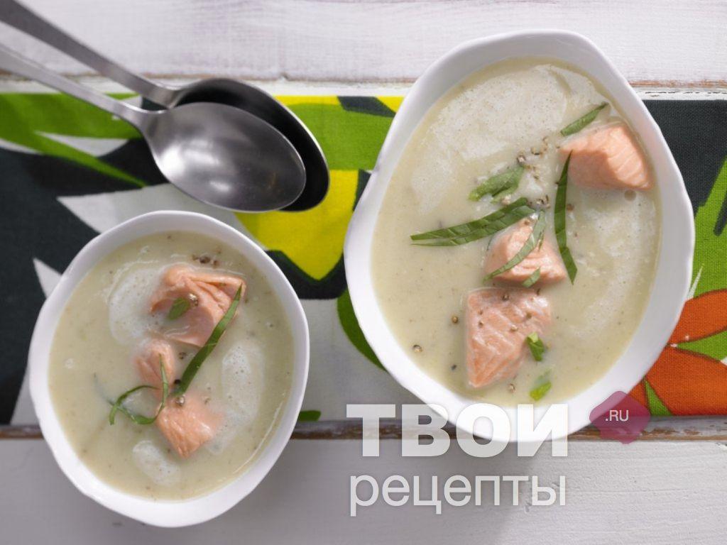 Суп из сёмги рецепт с фото в мультиварке