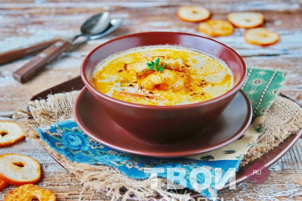 Суп из трески рецепты с фото пошагово