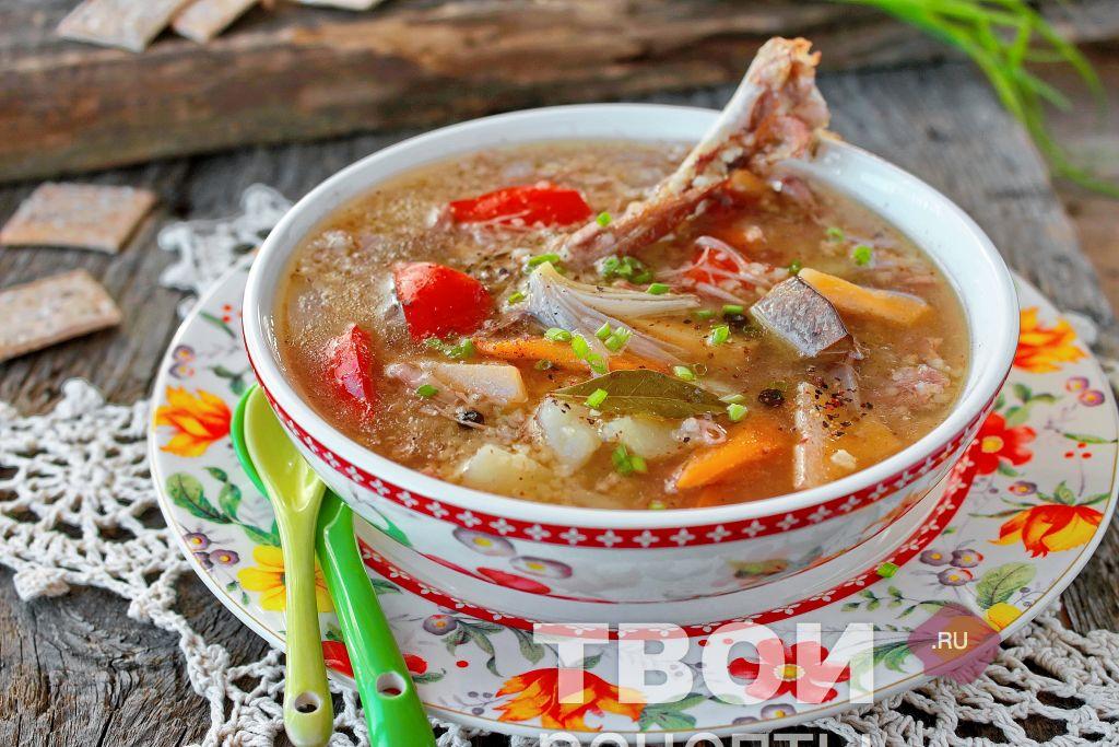 Полевой суп рецепт с пошагово в