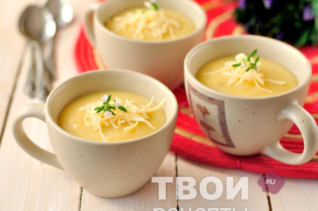 суп пюре из картофеля рецепты пошаговый рецепт с фото