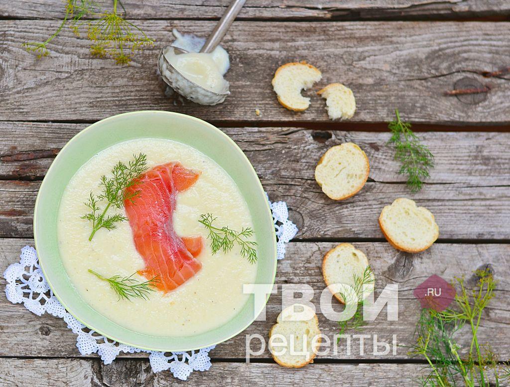 Крем из лосося рецепт