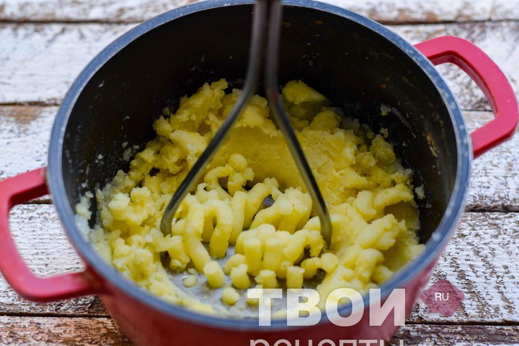 Как сделать клецки для супа рецепт