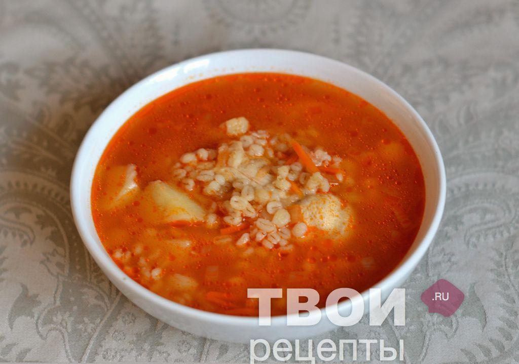 Супы рецепты рассольник с перловкой с пошагово