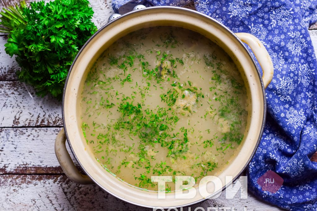 суп из свежей скумбрии рецепт с фото