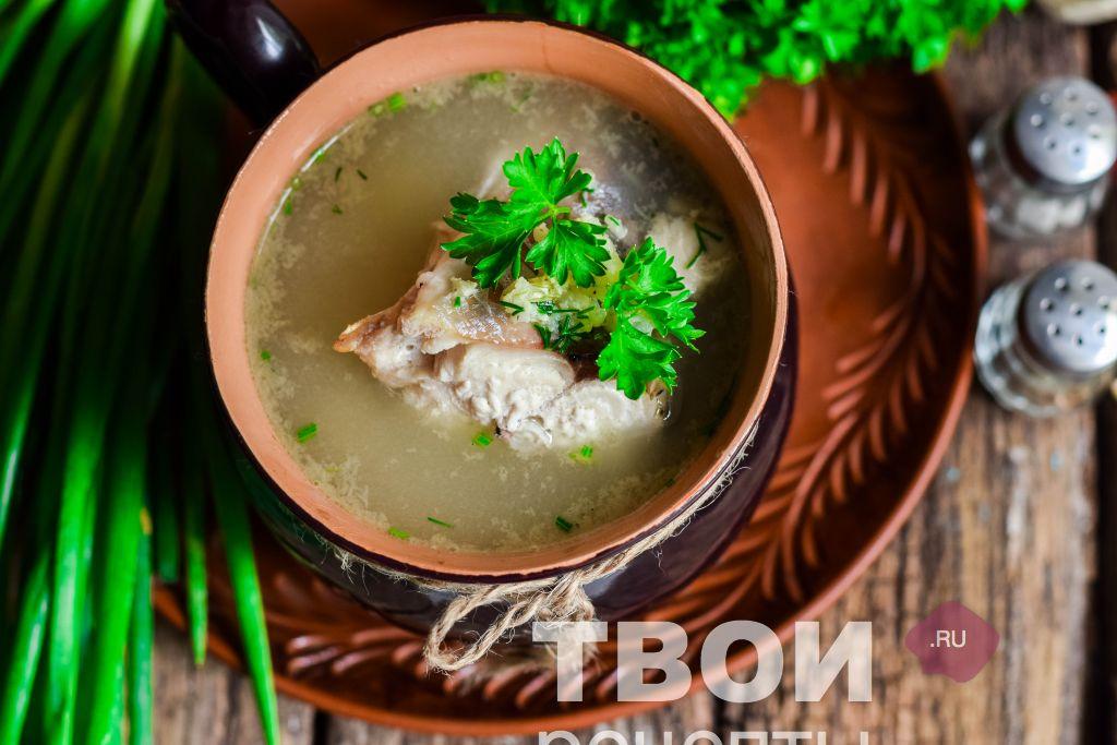 рецепт суп из свежей скумбрии рецепты с фото