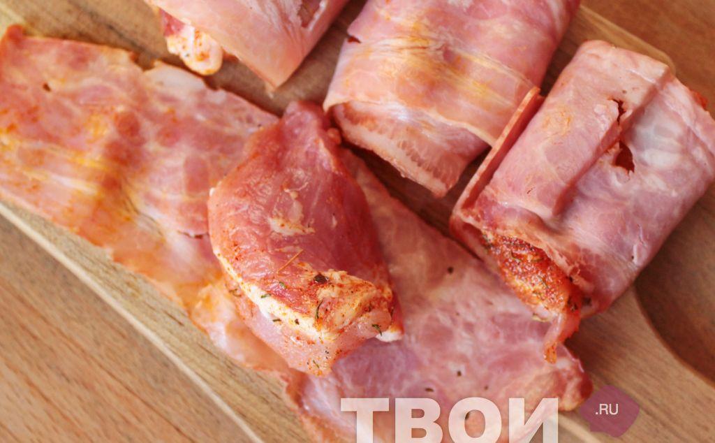 Рецепт бекона в домашних условиях 87