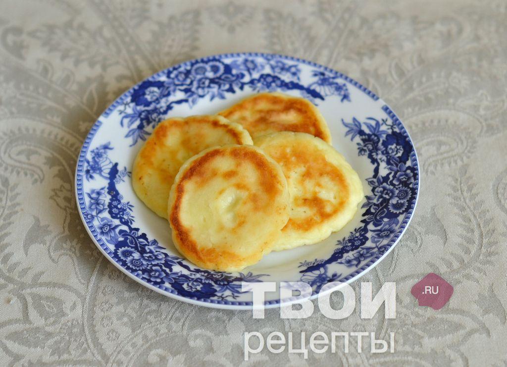 Нежные сырники из творога рецепт с фото пошагово