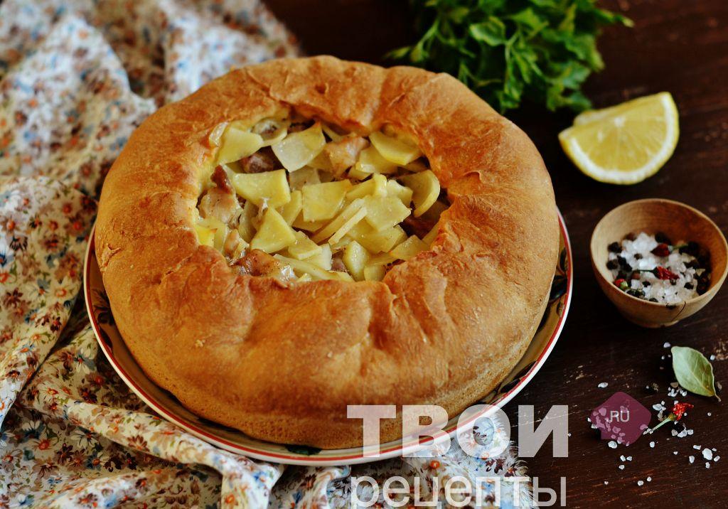 Рецепты татарских сладких пирогов с пошагово