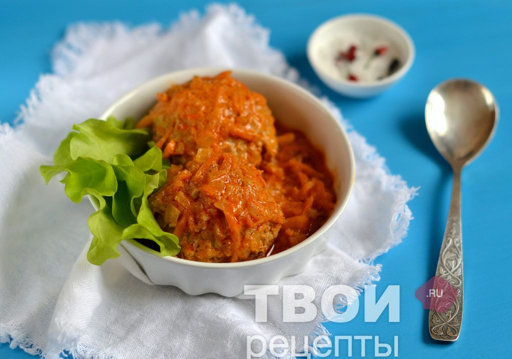 Тефтели рецепт простой рецепт с пошагово
