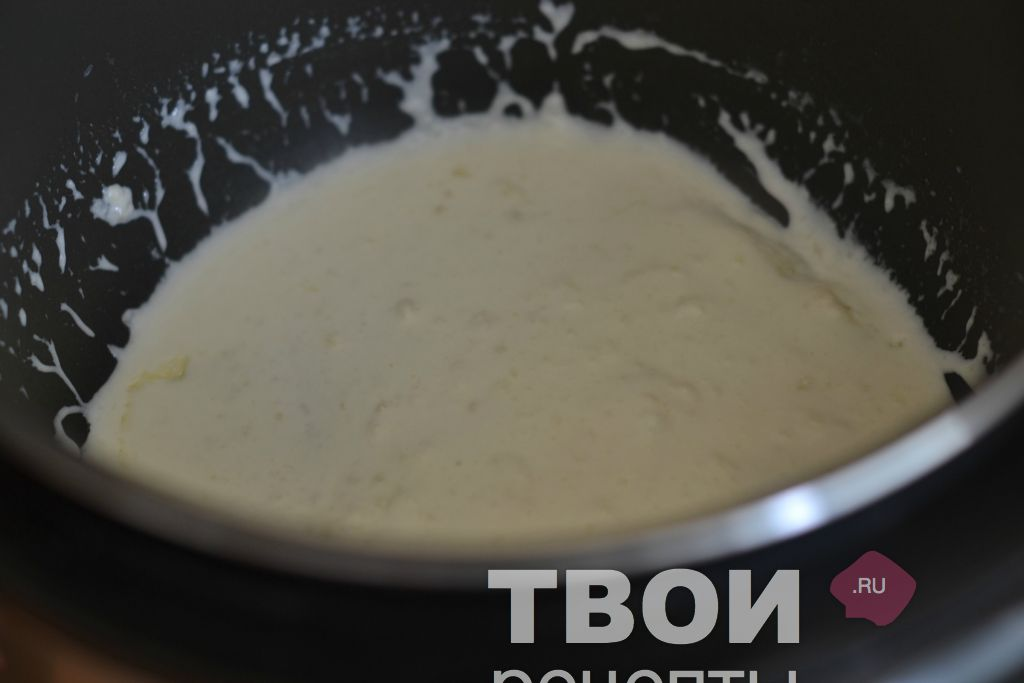 Сливочный соус.рецепт пошаговый с