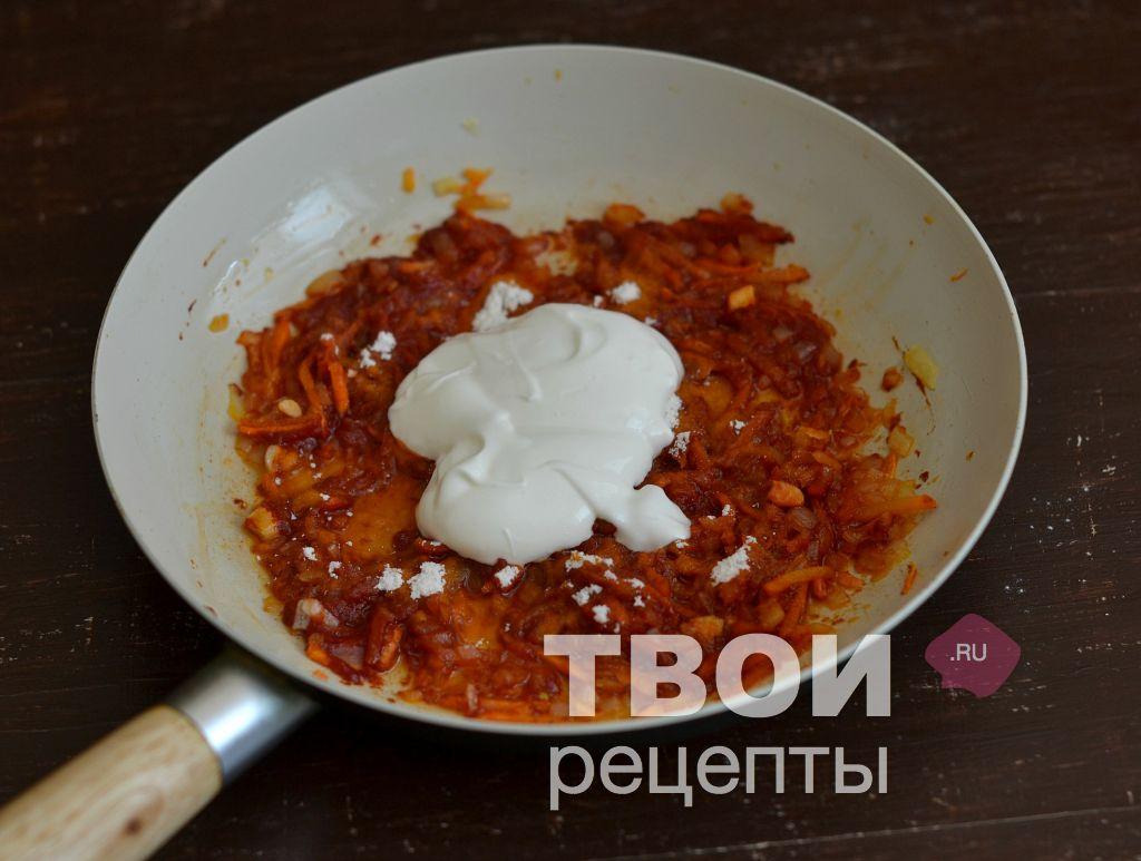 Соус для фрикаделек рецепт пошагово с