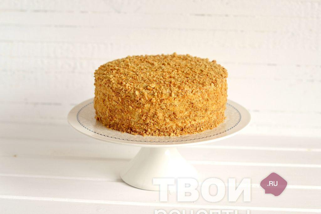 торт чудо рецепт классический